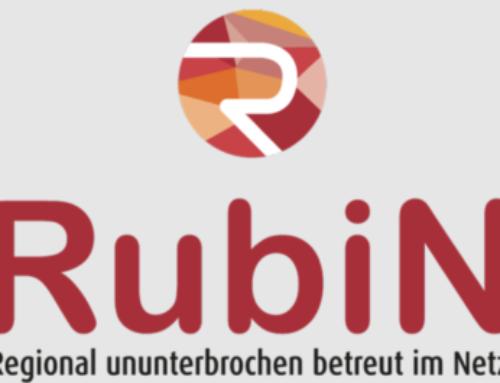 """Die Deutsche Gesellschaft für bürgerorientiertes Versorgungsmanagement unterstützt die Ziele des Innovationsfonds Projektes """"RubiN"""" – Regional ununterbrochen betreut im Netz"""